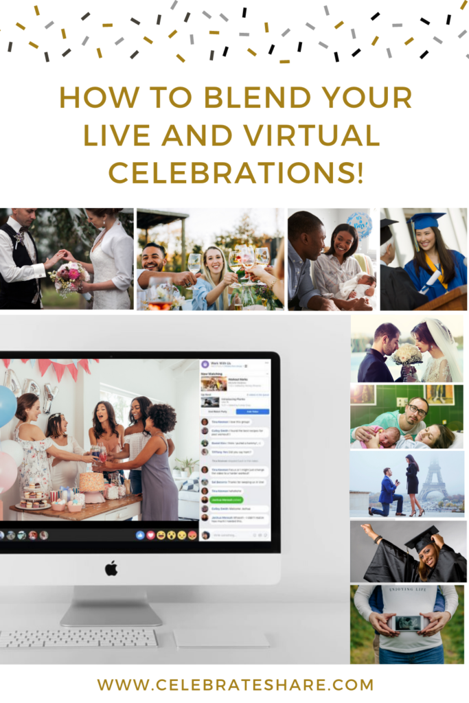 virtual party live party
