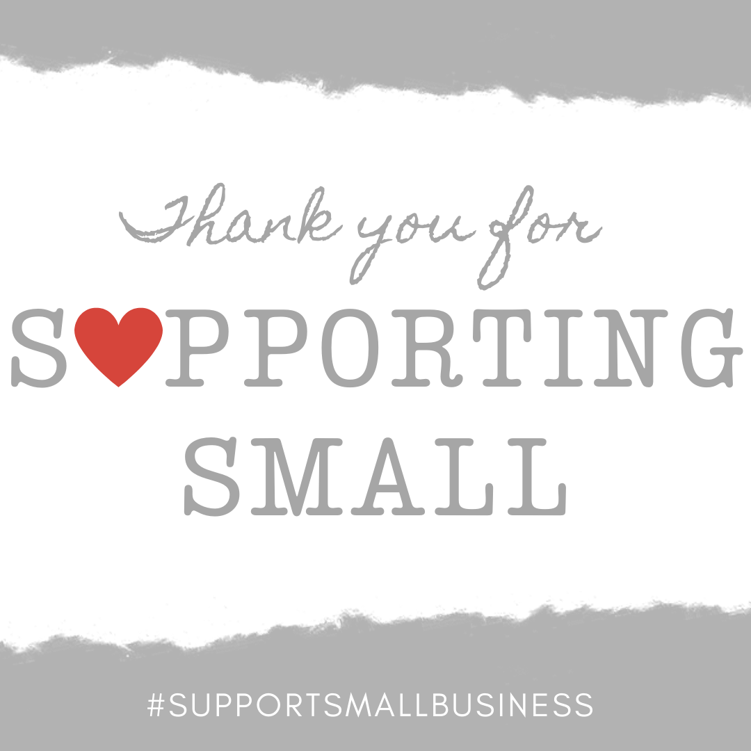 Ways To Say Thank You For Supporting My Small Business Share And Celebrate Life Online